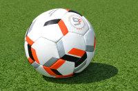 Goalfix Stryker 96 Klingel-Fußball für...